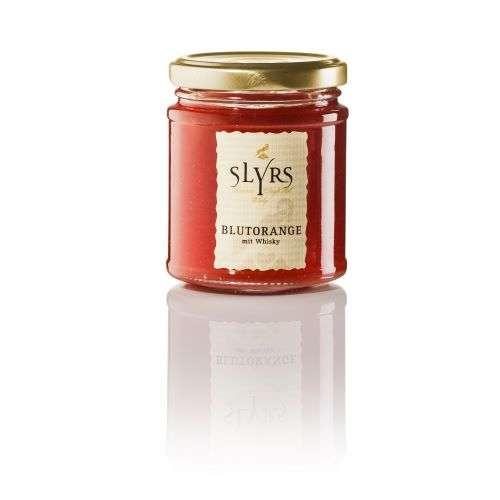 Slyrs Blutorange mit Whisky Marmelade 225g