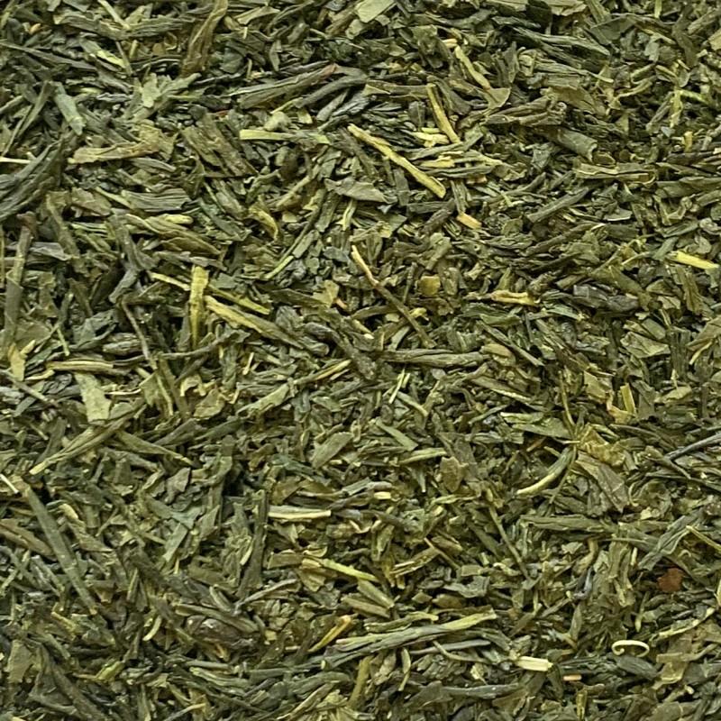 Sweet Curcuma Grüner Tee