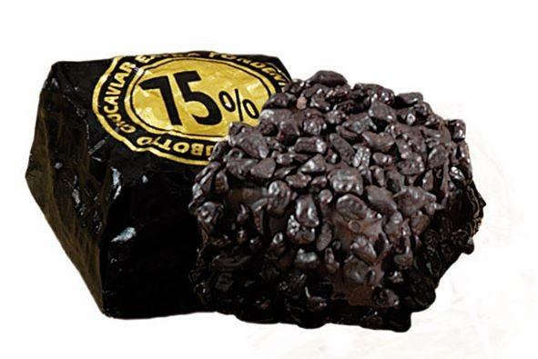 Venchi Cubotti Chocaviar 75% 19,2g