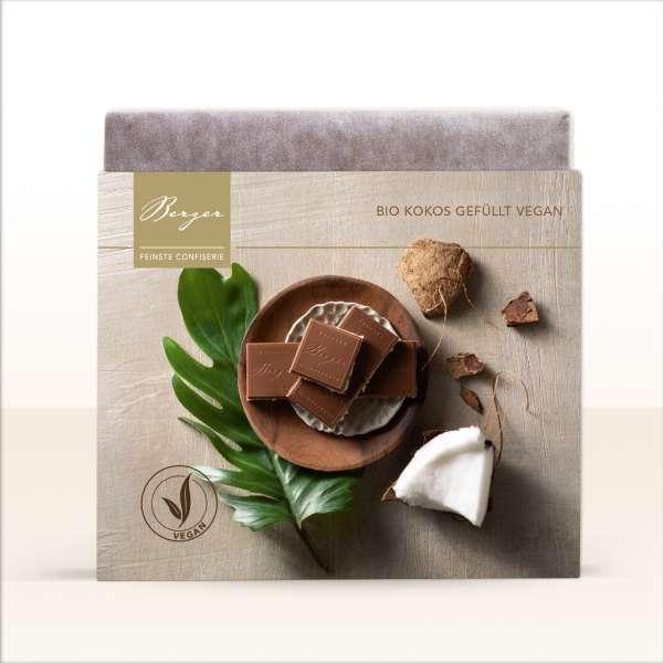 Berger Bio Kokos gefüllt Vegan 100g