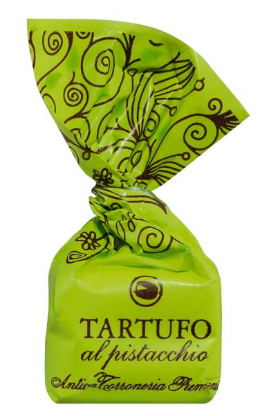 Tartufo al pistachio - weiße Schokolade 14g