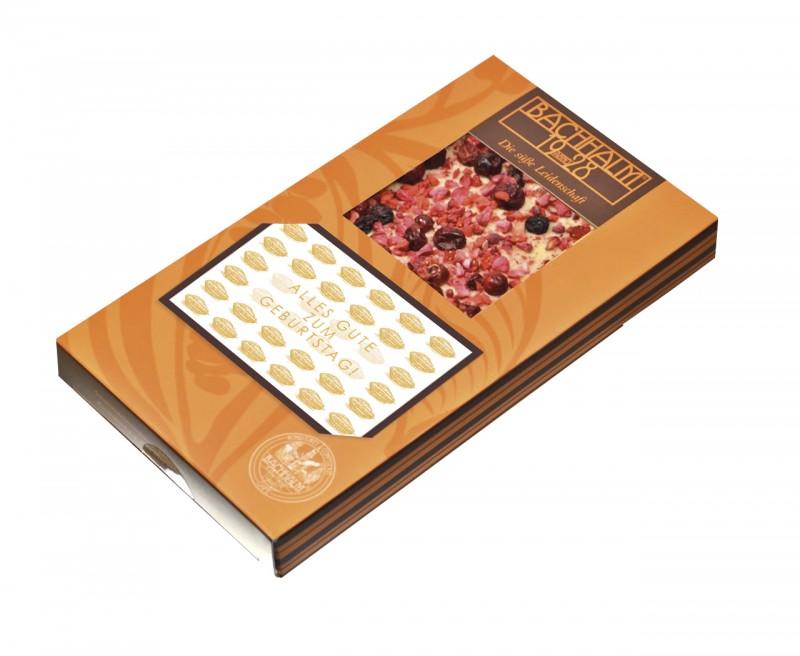 Bachhalm Alles Gute zum Geburstag! - Visitenkarte Joghurt- Waldfrucht 80g