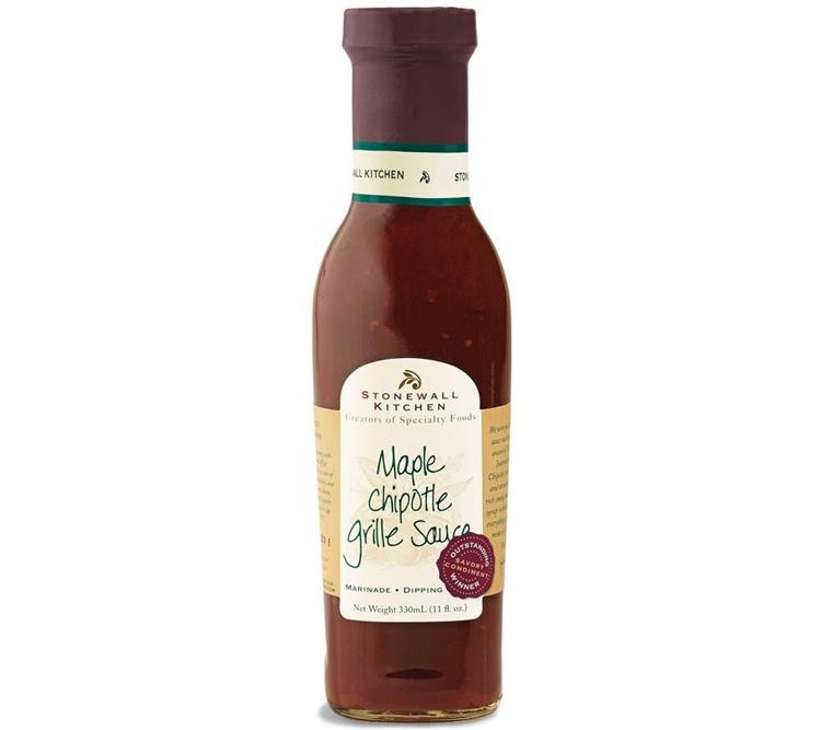 Stonewall Kitchen Maple Chipotle Grille Sauce 330ml