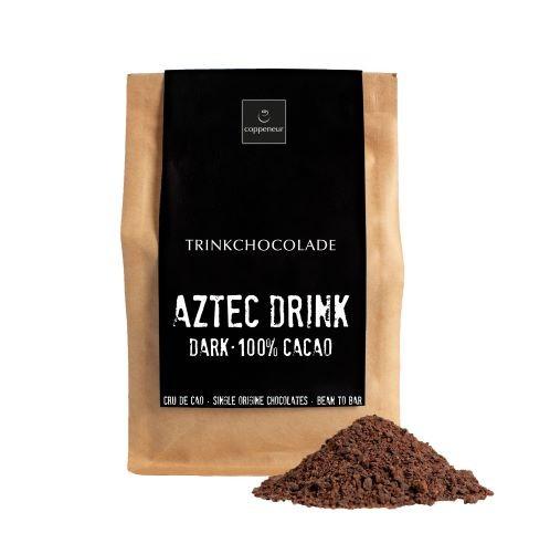 Coppeneur Aztec Drink 100% Cacao Bio - vegan