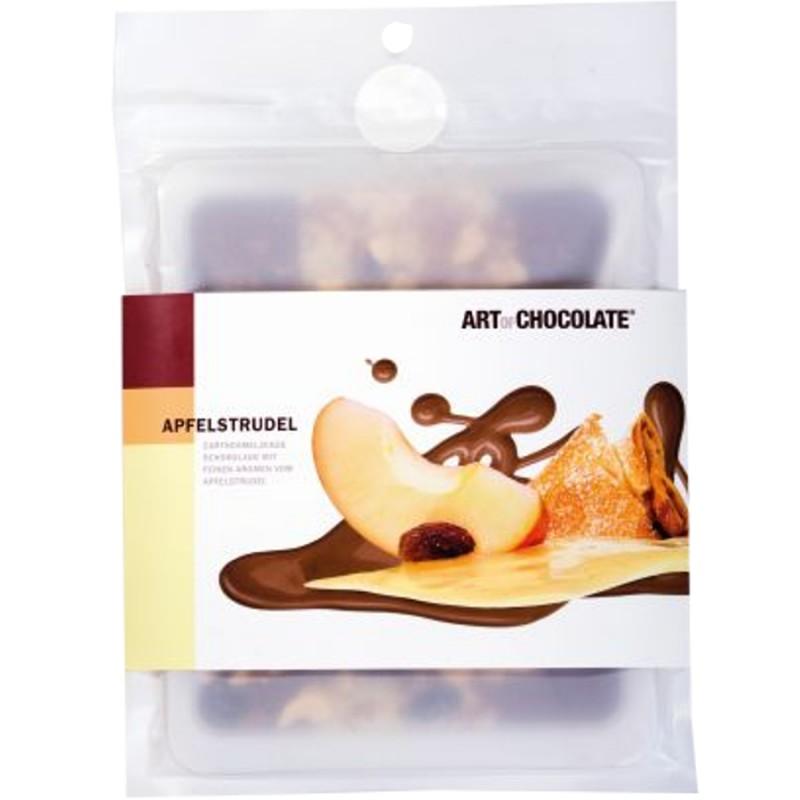 Art of Chocolate Apfelstrudel Schokolade 120g