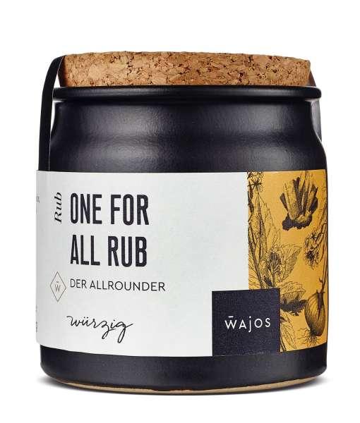Wajos One for all Rub 55g -vegan