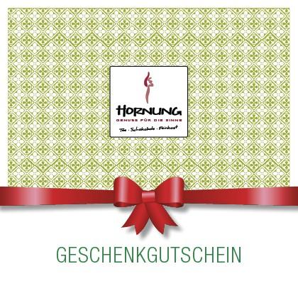 Hornung Filial-Gutschein 5 Euro