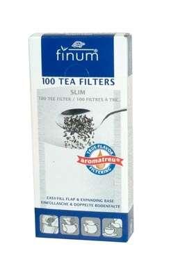 Teefilter aus Papier - Größe S bis zu 4 Tassen