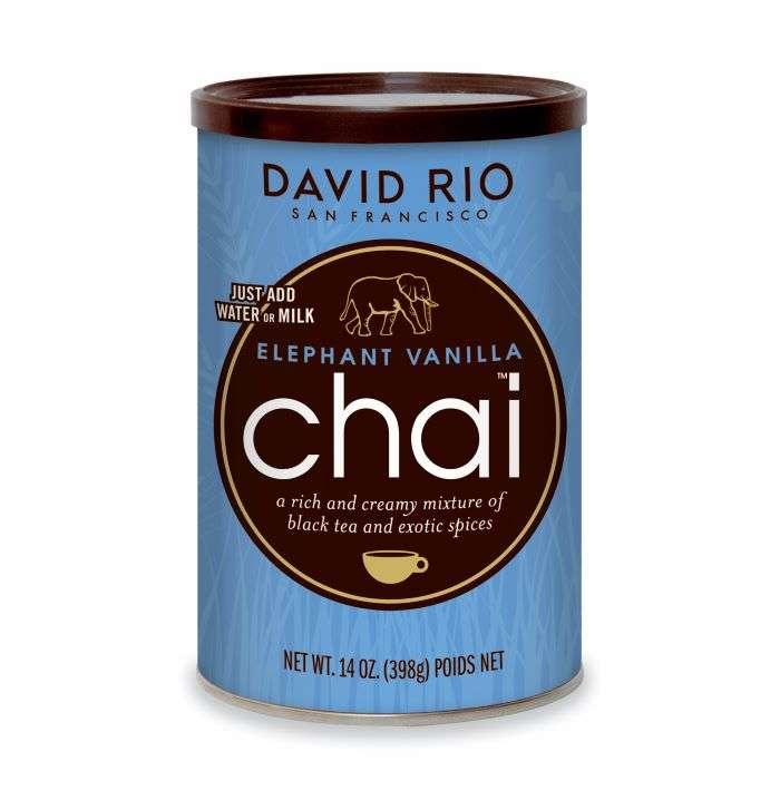 David Rio Chai Tee Elephant Vanilla