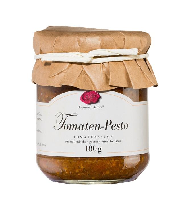 Berner`s Tomaten Pesto 180g - vegan