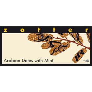 Zotter Arabische Dattel Minze 70g