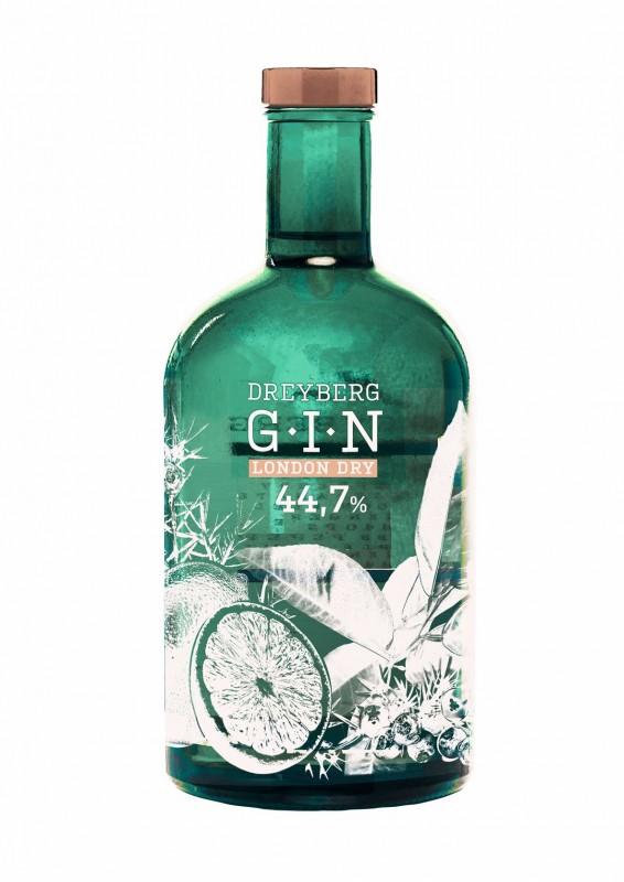 Dreyberg London Dry Gin 700ml