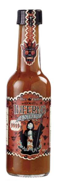 Mic's Chilli Inferno Sauce Extreme 165g