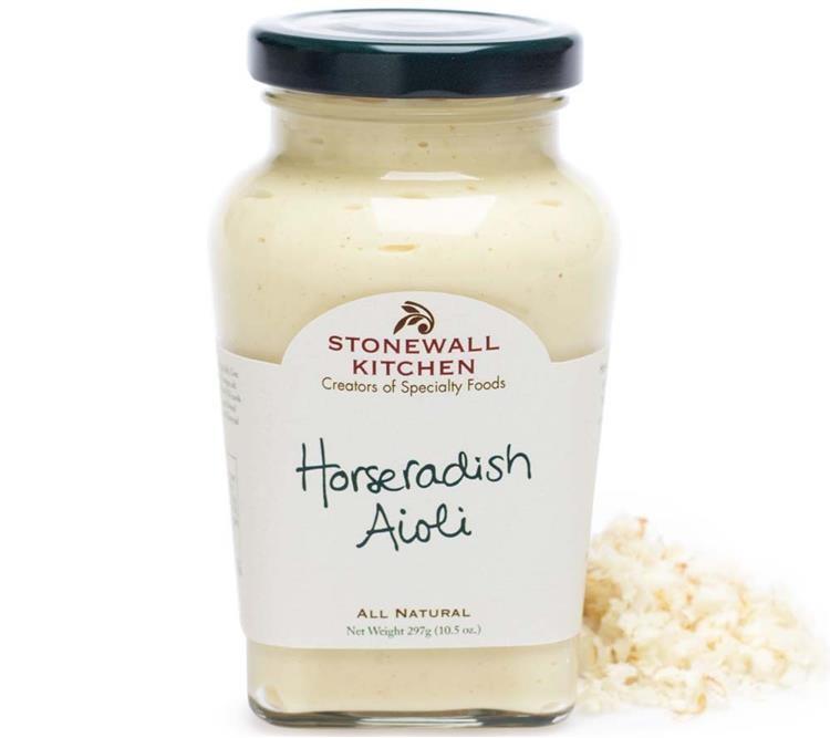 Stonewall Kitchen Horseradish Aioli 290g