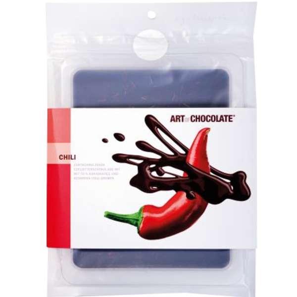 Art of Chocolate Chili Edelbitter Schokolade Vegan 120g