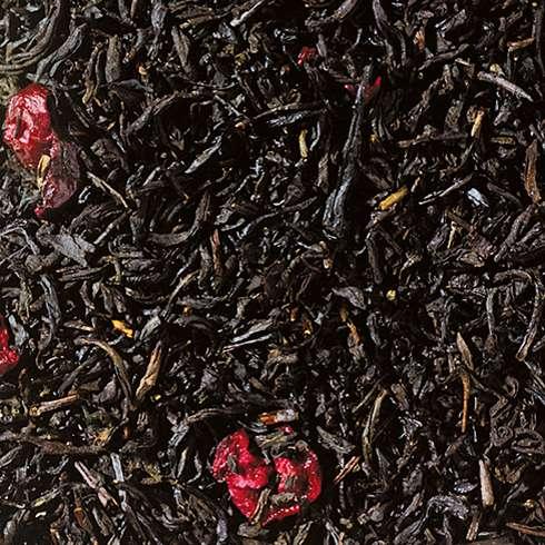 Wildkirsche Schwarzer Tee