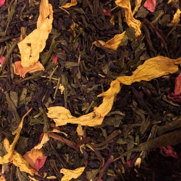 Orientalische Träume Schwarzer und Grüner Tee