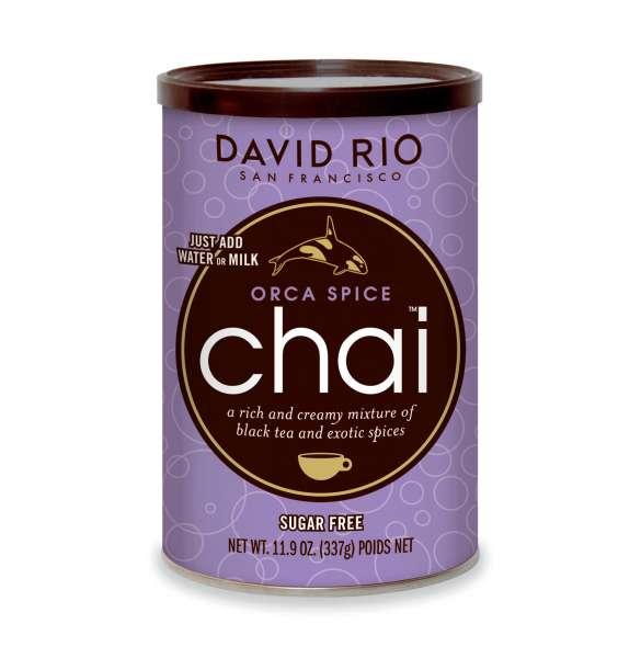 David Rio Chai Orca Spice zuckerfrei