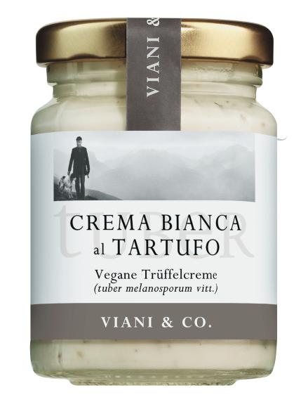 Weiße Creme mit Wintertrüffeln Vegan 85g
