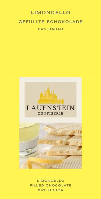 Lauenstein 34% Weiße Limoncello 80g