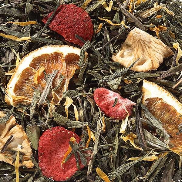 Früchtezauber Grüner Tee