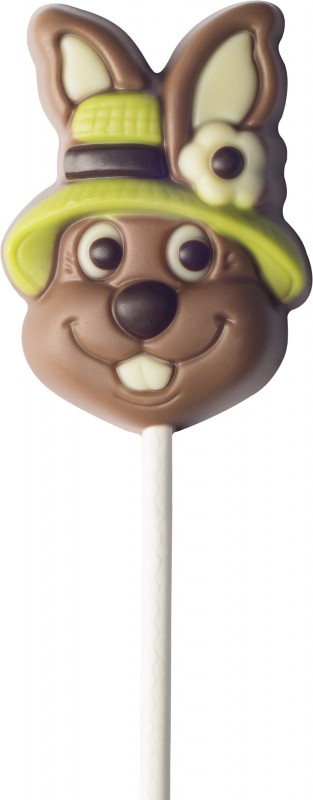 Weibler - Lolly Hase mit Hut 15g