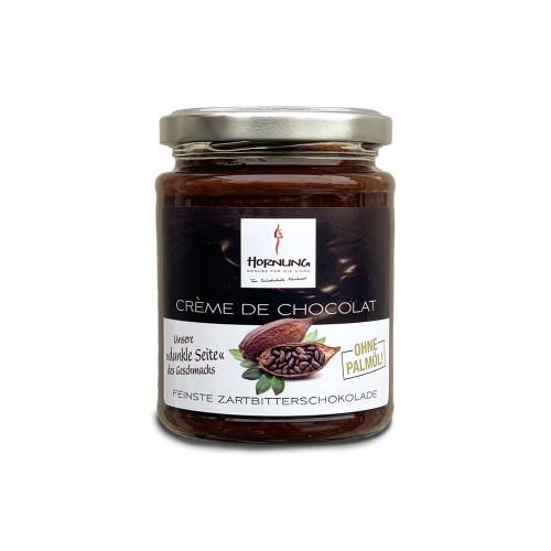 Hornung Crème de Chocolat Zartbitter (ohne Palmöl) 250g