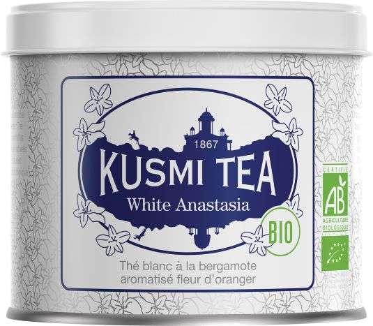 Kusmi BIO Tea White Anastasia