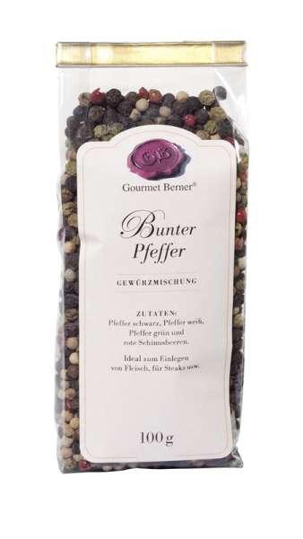 Berner`s Bunter Pfeffer 100g