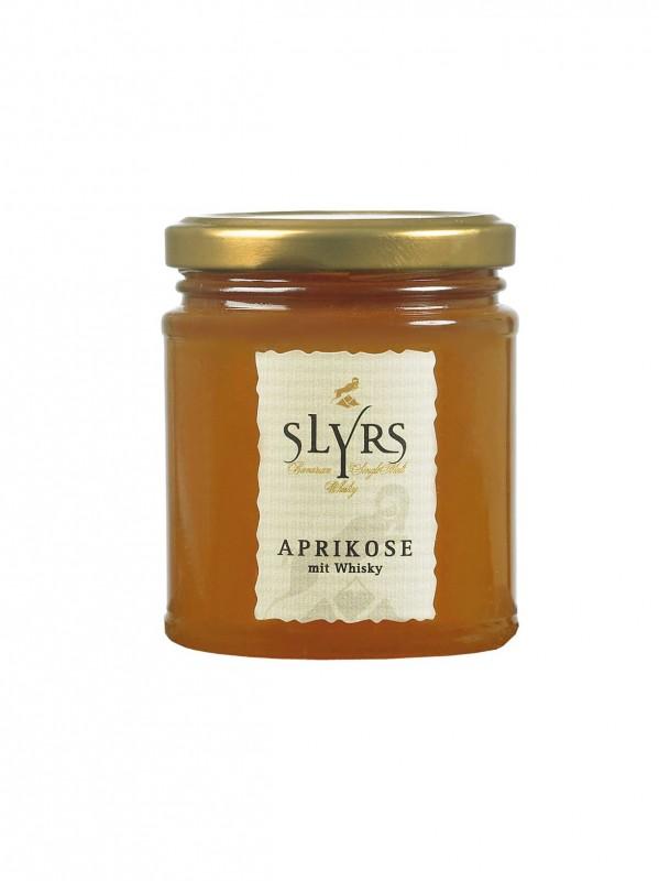 Slyrs Aprikose mit Whisky Marmelade 225g