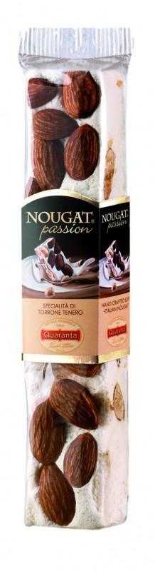 Quaranta Soft-Nougat mit Mandel 100g