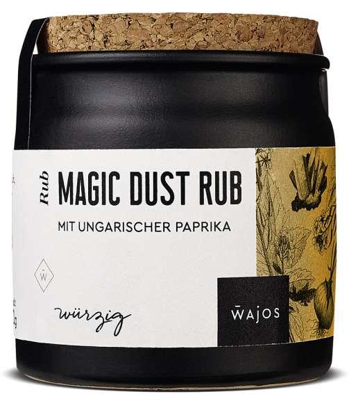 Wajos Magic Dust Rub 70g - vegan