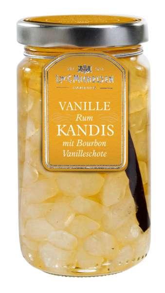 Rum Kandis mit Vanille mit Alkohol 250g