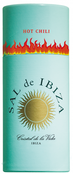 Sal de Ibiza Granito Mix Meersalz mit Chili 75 g