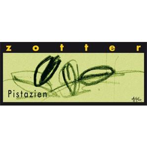 Zotter Pistazien 70g