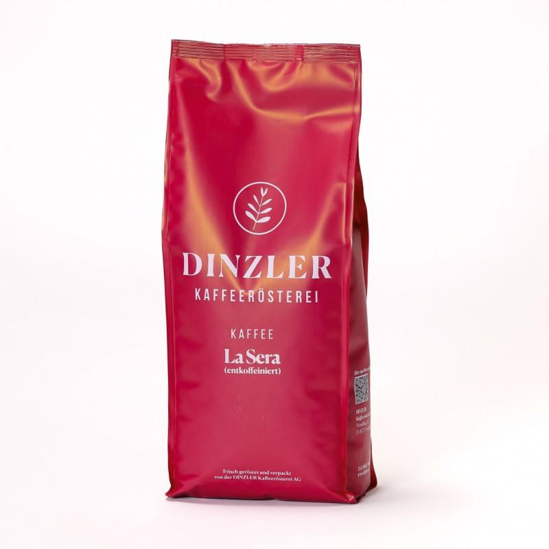 Dinzler Kaffee La Sera entkoffeiniert