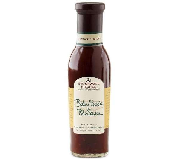 Stonewall Kitchen Baby Back Rib Sauce 330ml