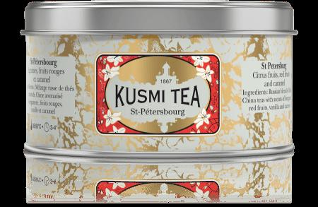 Kusmi Tea St Pétersbourg
