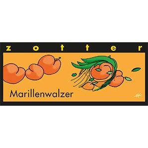 Zotter Marillenwalzer 70g