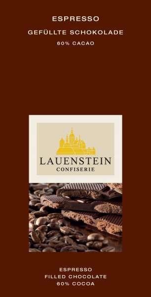 Lauenstein 60% Kakao Espresso 80g