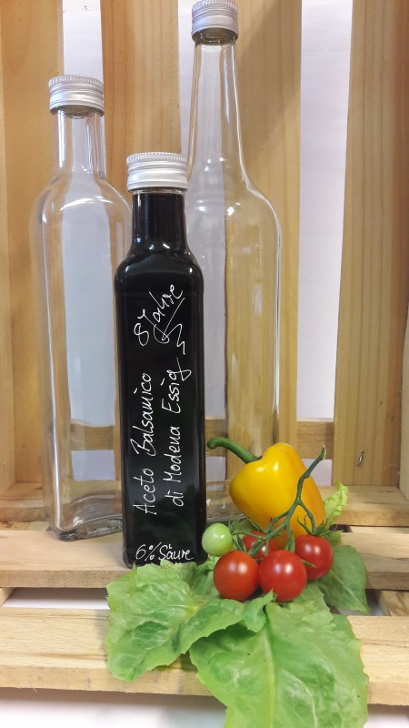 Aceto Balsamico di Modena Essig Silber - vegan