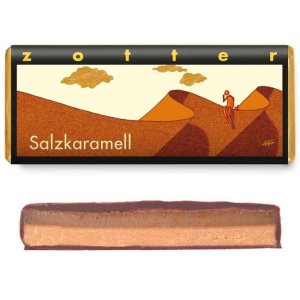 Zotter Salzkaramell 70g
