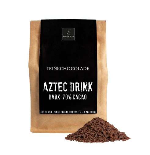 Coppeneur Aztec Drink 70% Cacao Bio - vegan