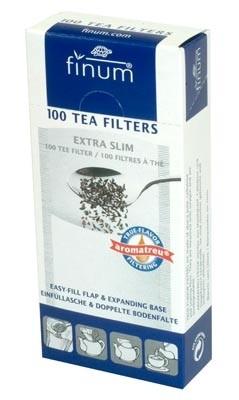 Teefilter aus Papier - Größe XS bis zu 2 Tassen