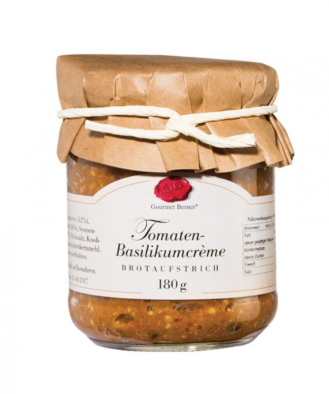 Berner`s Tomaten-Basilikumcrème 180g