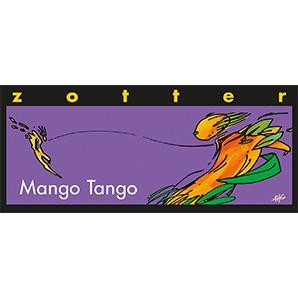 Zotter Mango Tango 70g