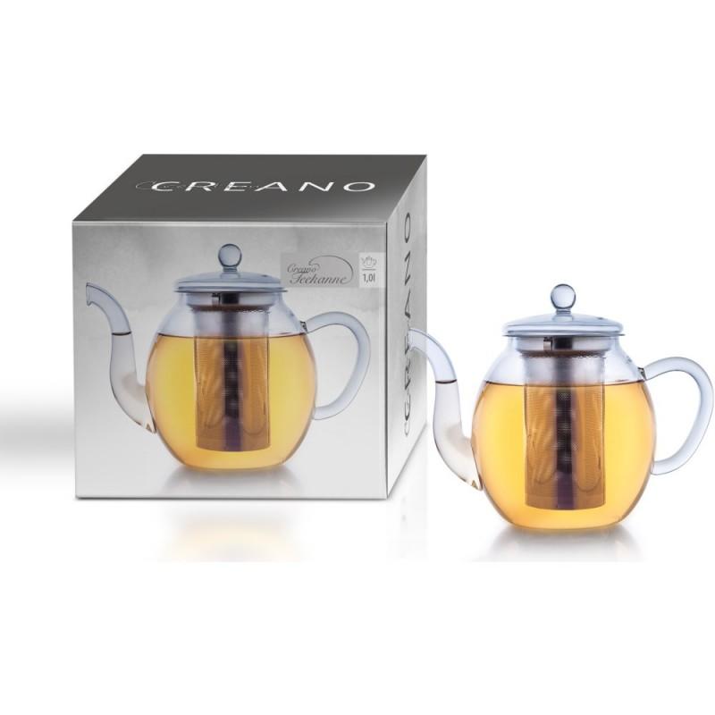 Creano Teekanne 1000ml hoch