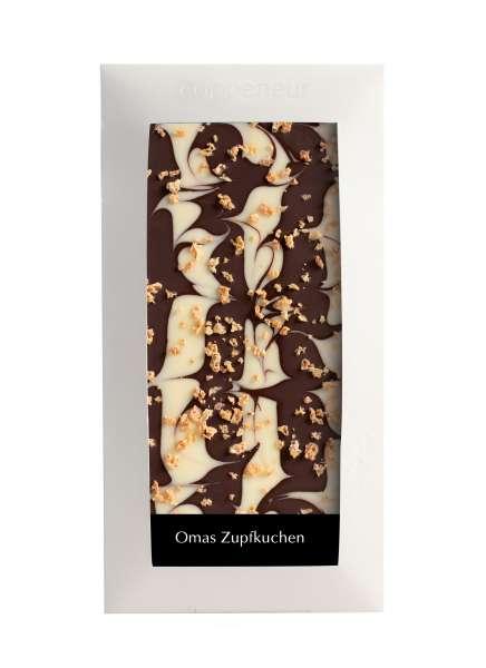 Coppeneur Cuvée Schokolade Omas Zupfkuchen 85g