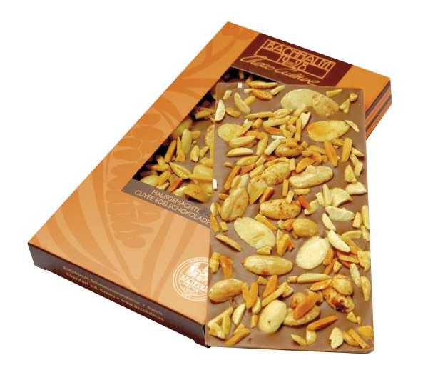 Bachhalm Mandel Vollmilch Schokolade 90g