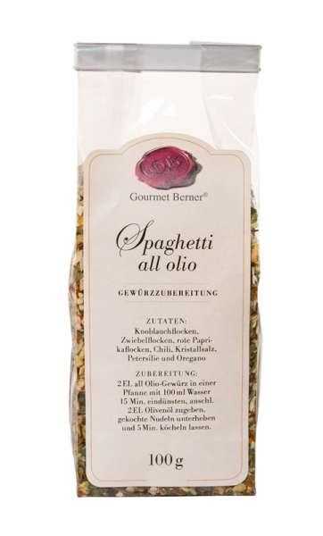 Berner´s Spaghetti all' Olio Gewürz 100g